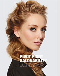 Salonability Long Hair (set carte si DVD-uri)